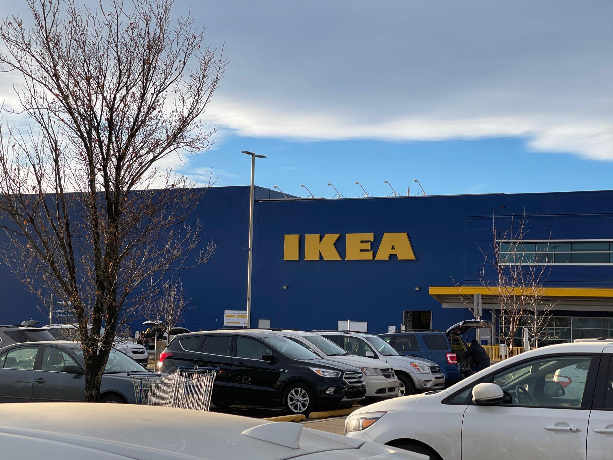 Ikea shop