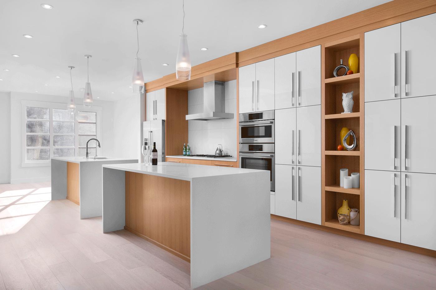 high gloss kitchen cabinets price