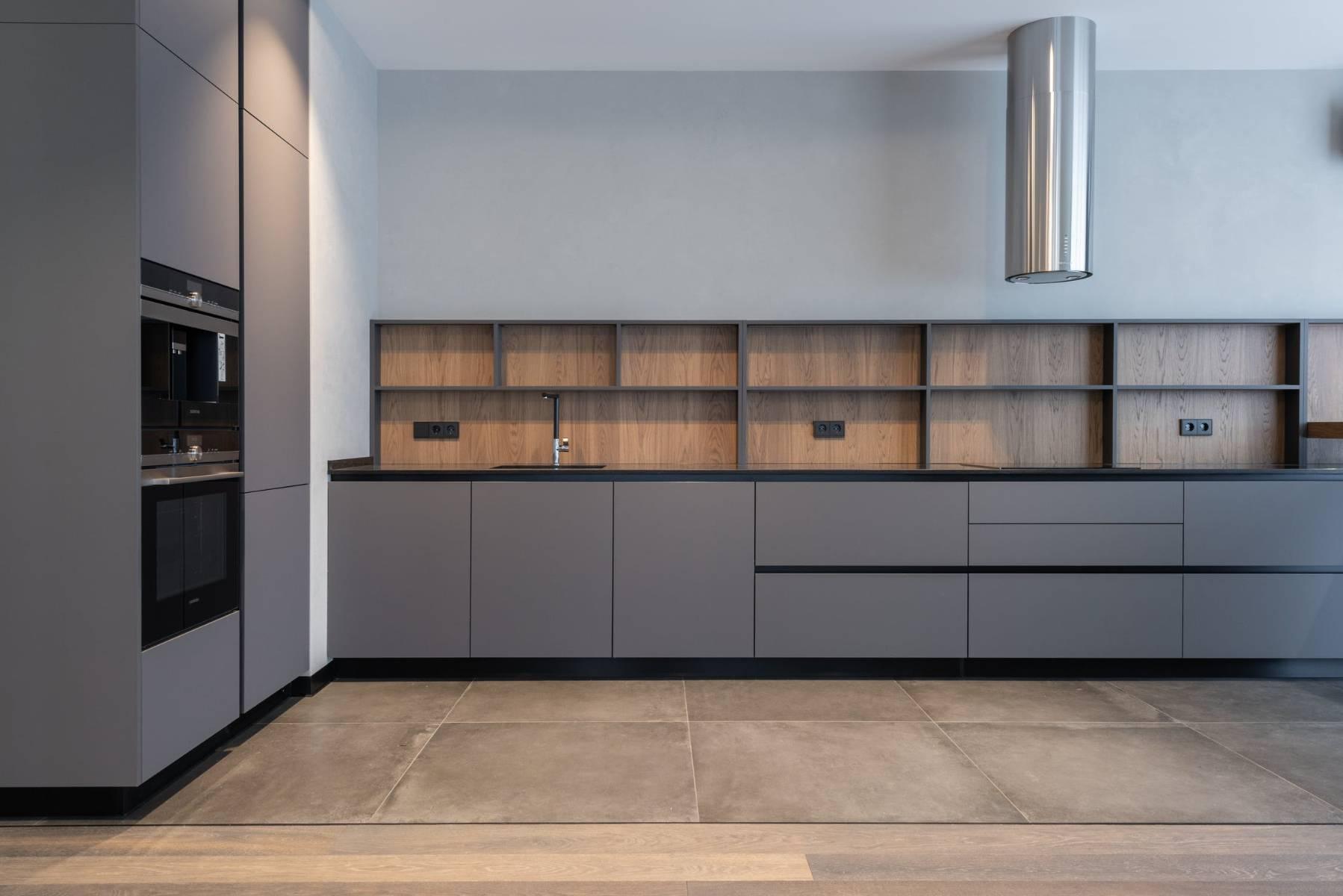 Shades of Gray Kitchen