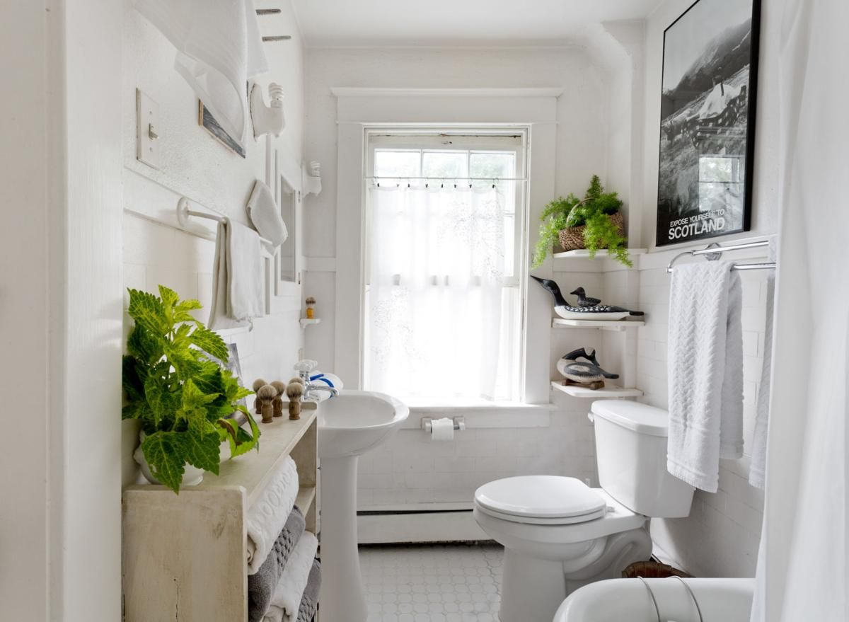 Coordinate the Bathroom Accents