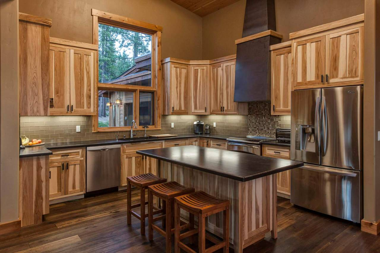 Hickory Traditional Kitchen