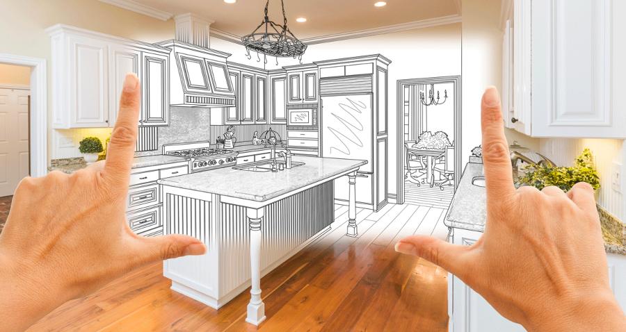 kitchen renovation cost Canada