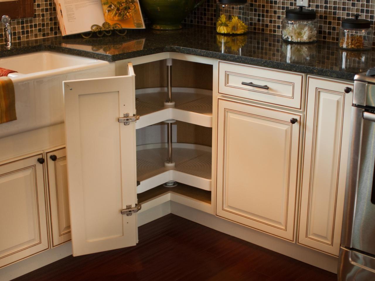 Single Corner Cabinets