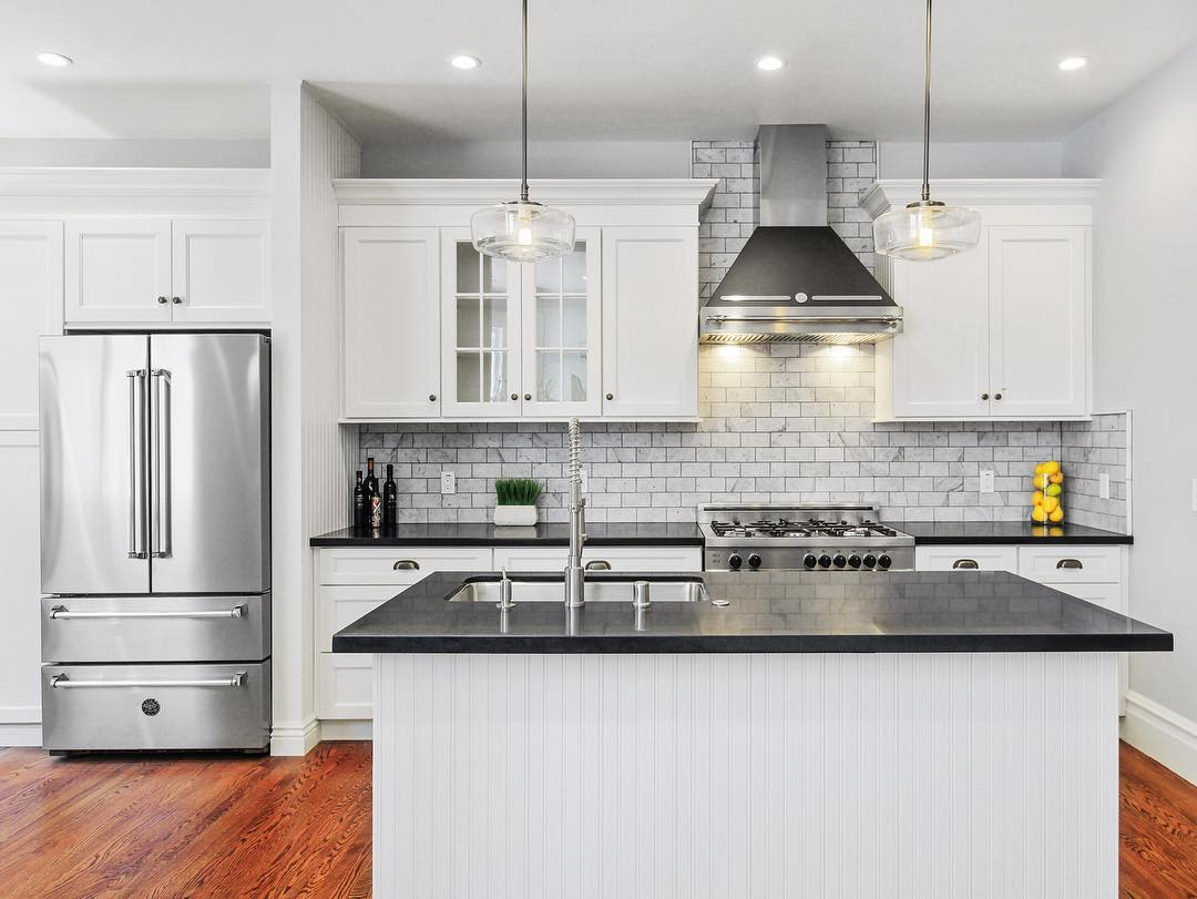 Traditional American Kitchen Design