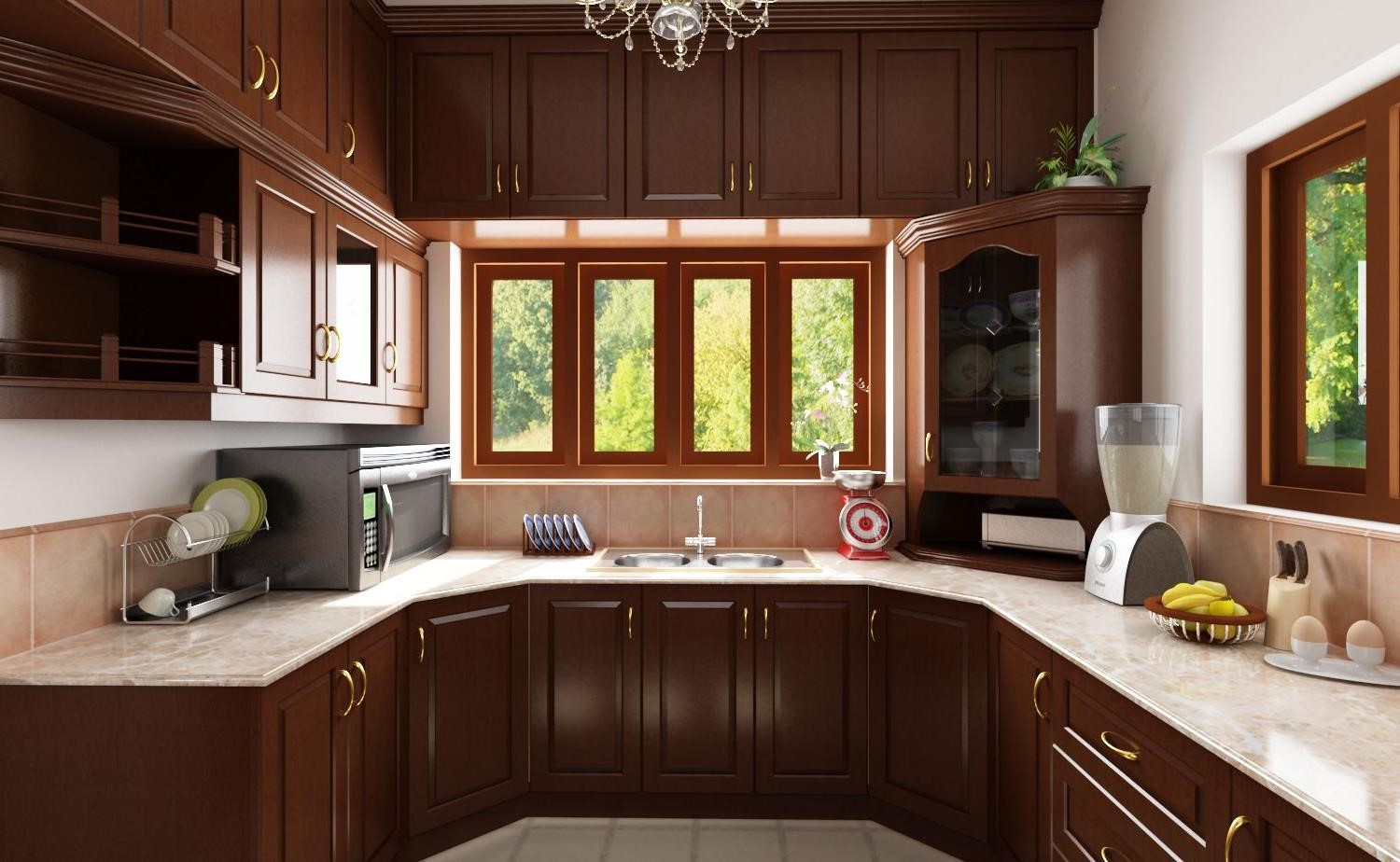 Traditional Indian Kitchen Design
