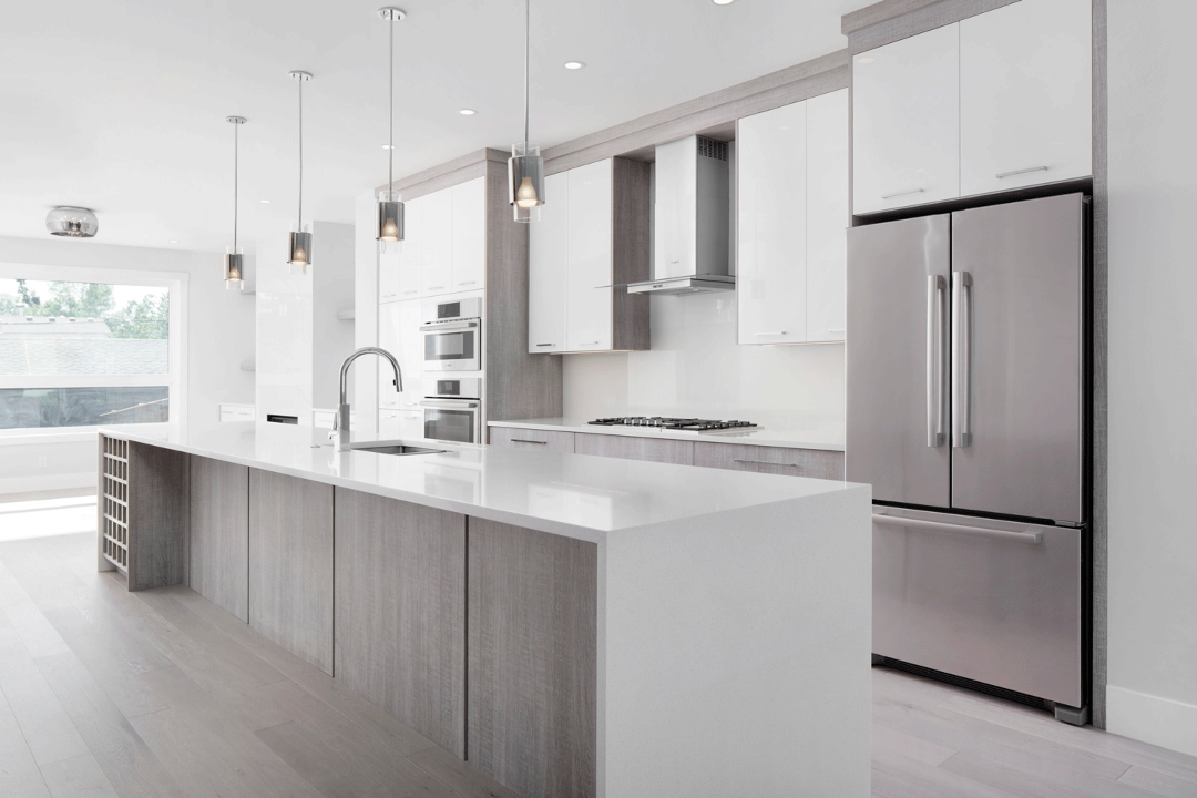 high gloss kitchen cabinets reviews