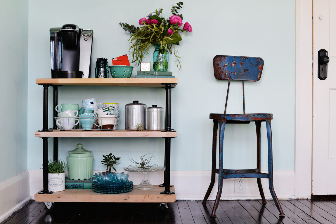 Moveable Coffee Bar
