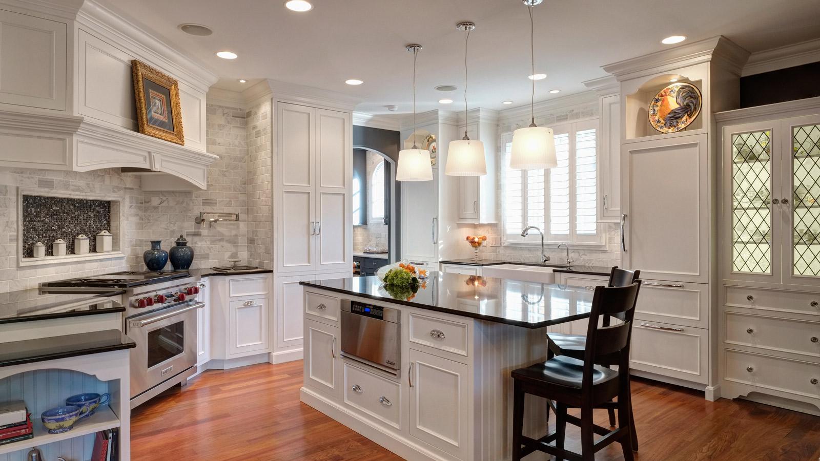 classic kitchen appliances