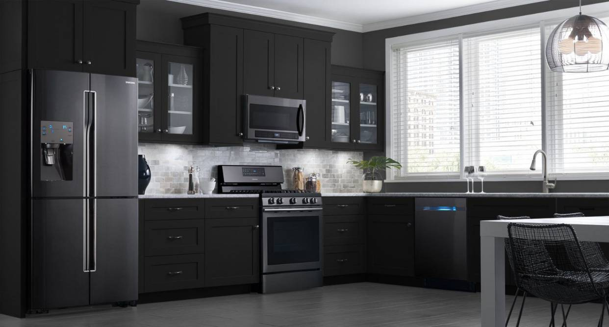do kitchen appliances have to match in color