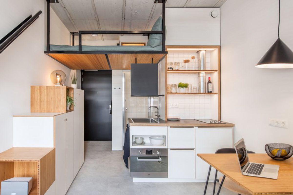 kitchen design for tiny house