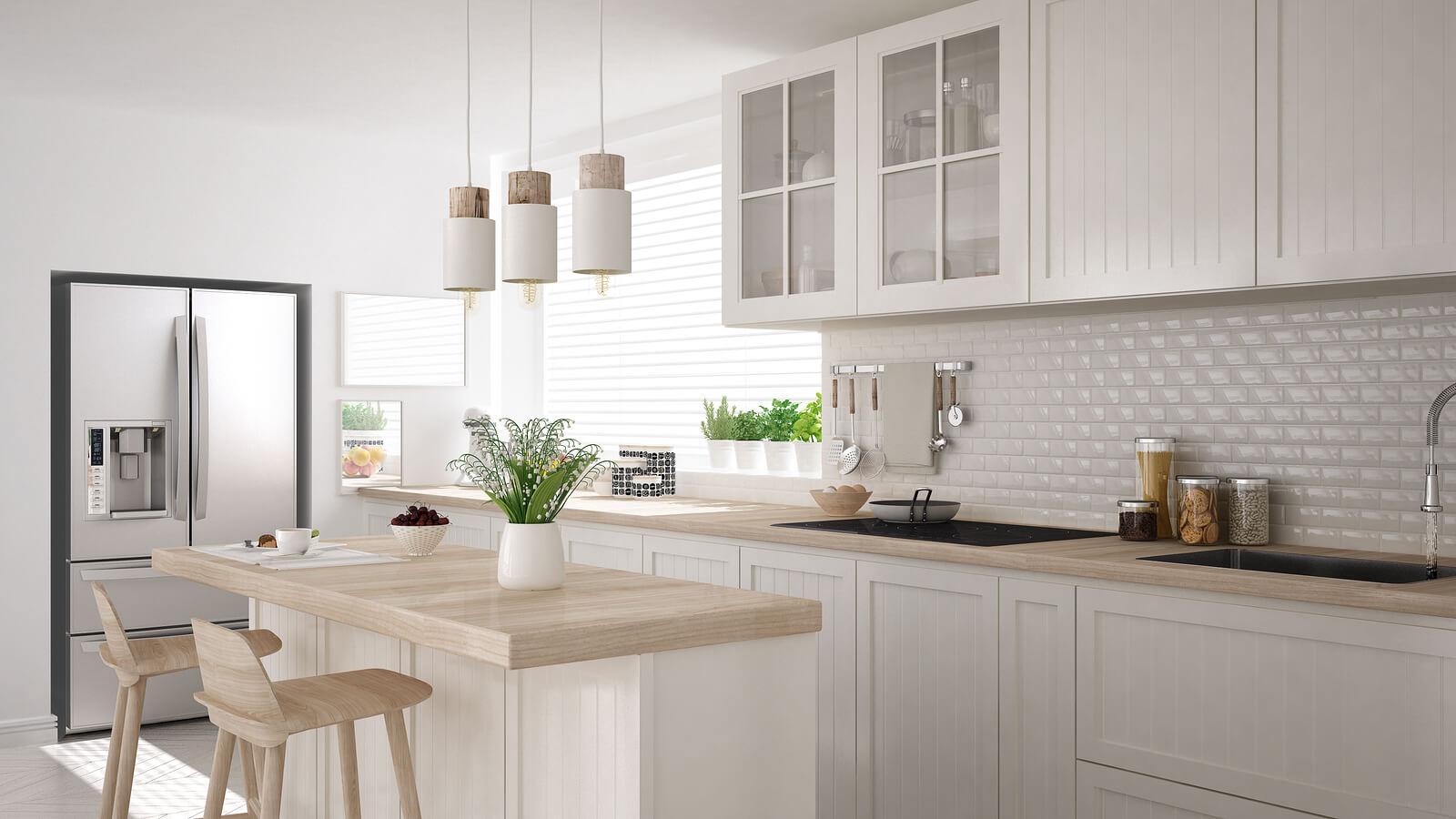 modern classic kitchen cabinets