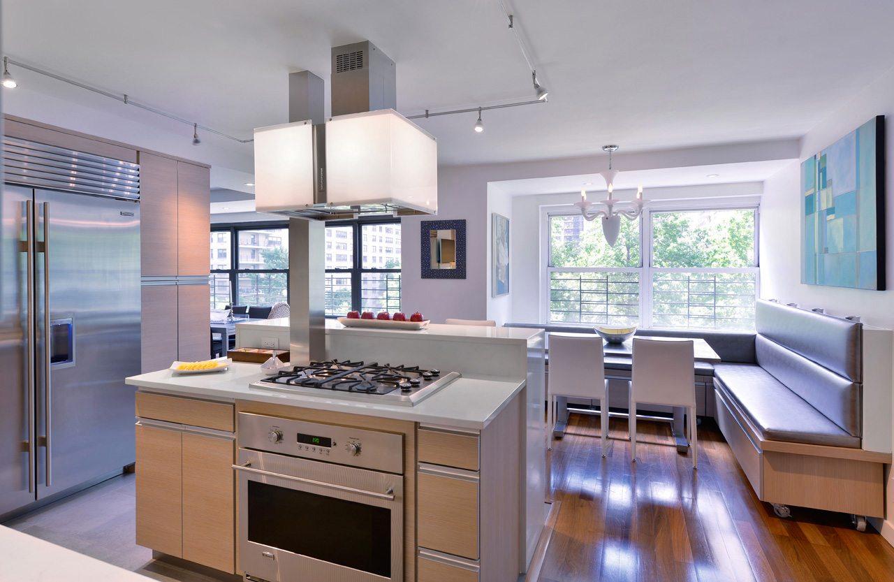 small apartment kitchen design