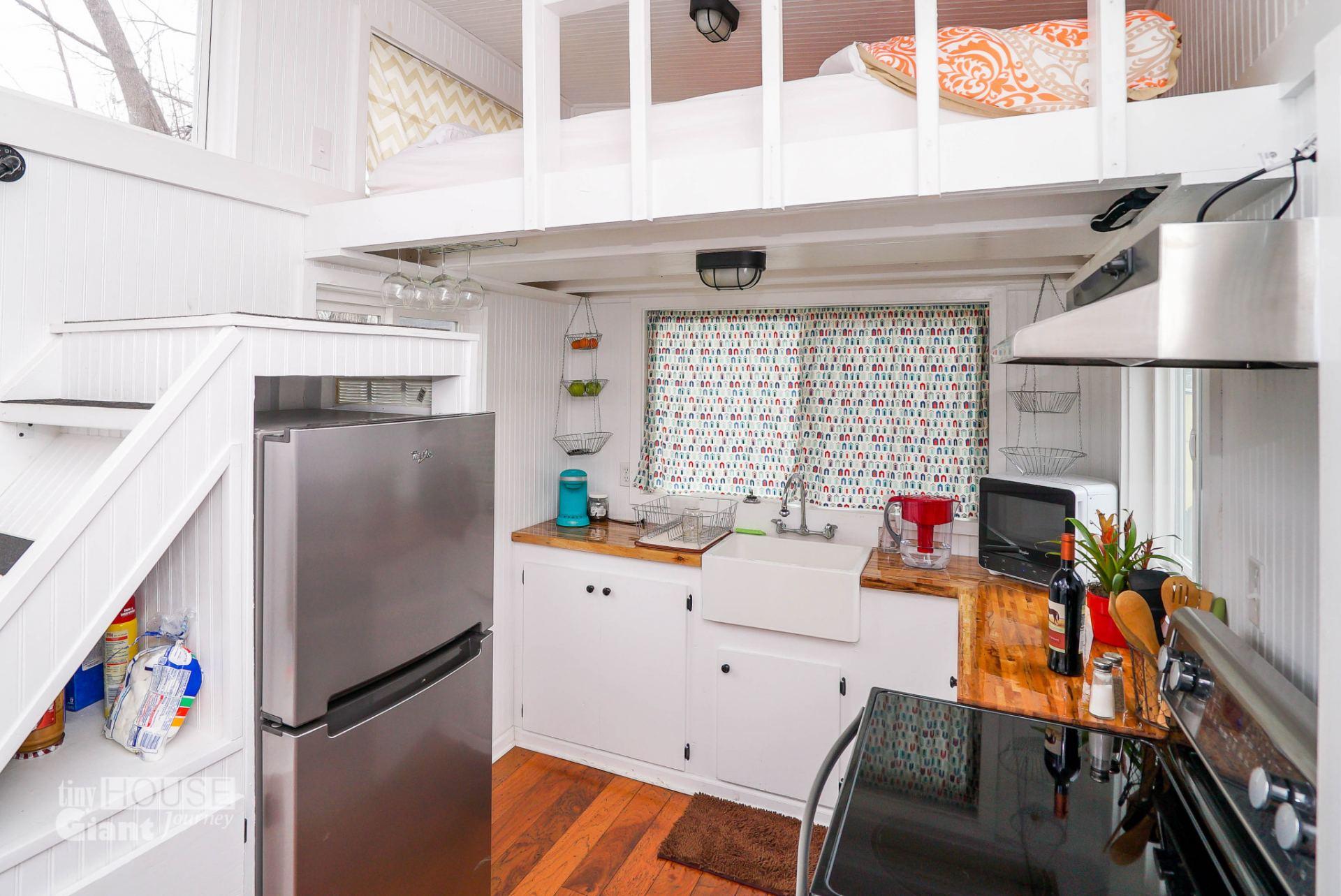 tiny house cabinets