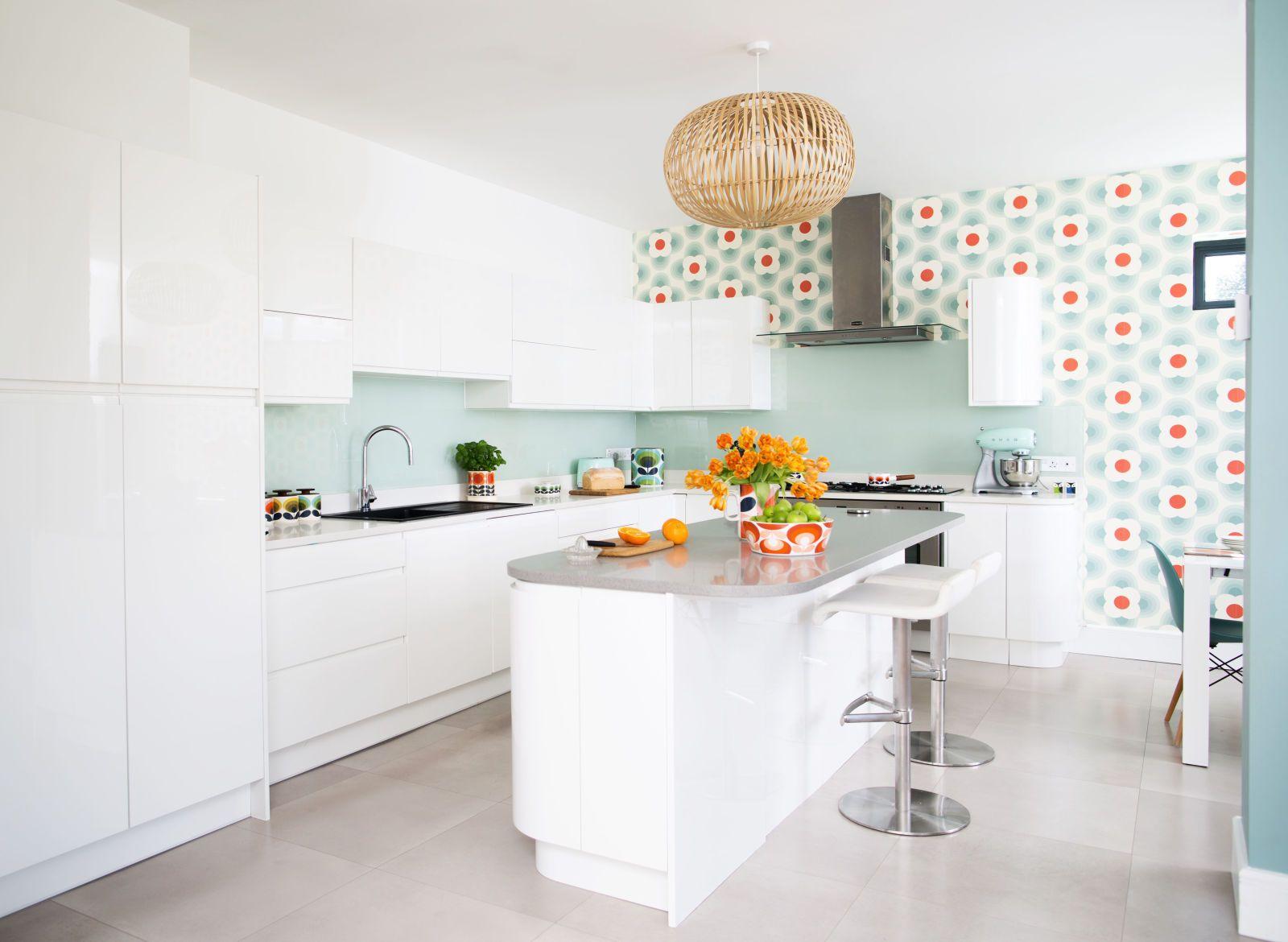 vintage kitchen island